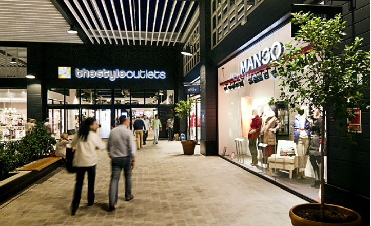 Centro The Style Outlet