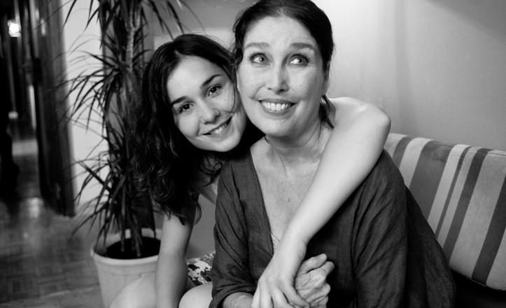 Nadia de Santiago y Verónica Forqué