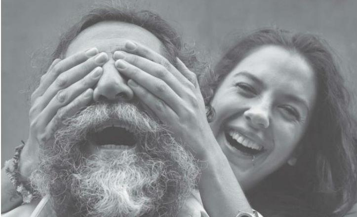 Alba y Manuel Molina