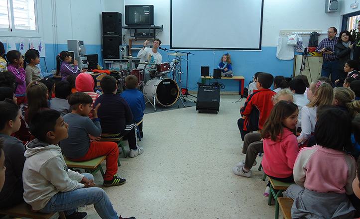 concierto-bateria-pio-XII