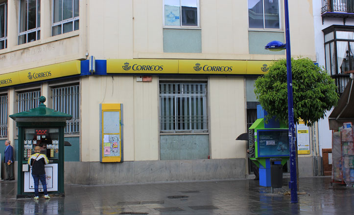 correos prepara el cierre de su oficina de san jacinto