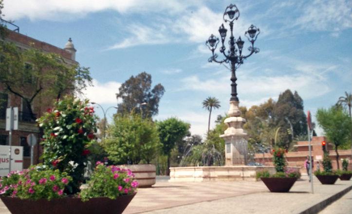 Nueva imagen de la Avenida de Málaga