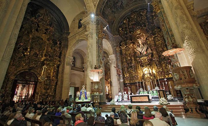 Resultado de imagen de iglesia del salvador sevilla