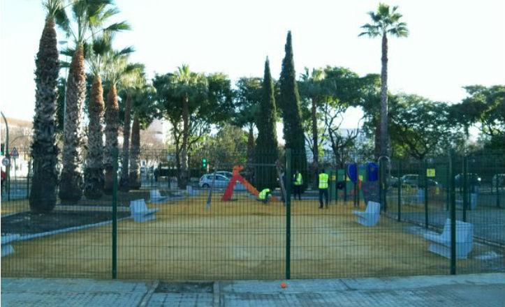 Parque Alberto García Camarasa