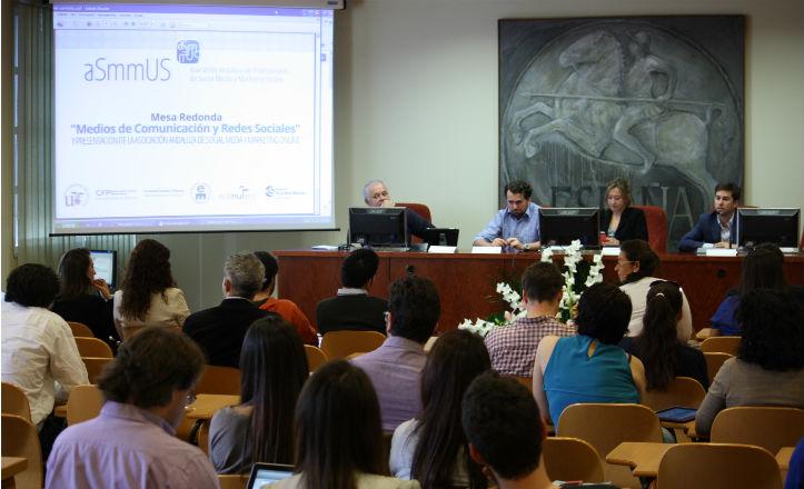 Presentación Asociación Andaluza de Social Media y Marketing online