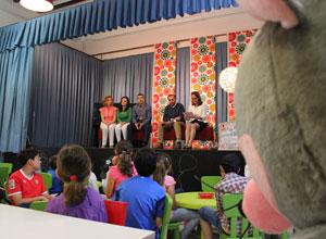 El CEIP San Jacinto estrena biblioteca gracias a un concurso de Ikea