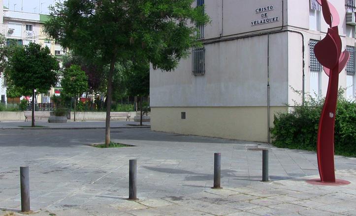 bolardos-calle-cristo-velazquez-sanpablo
