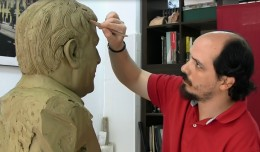 busto-kirri-escultor-jesus-sanchez