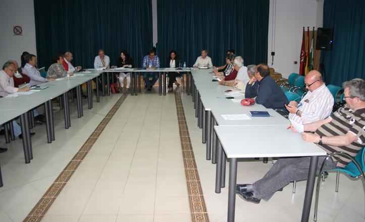 Imagen del III Consejo de Participación