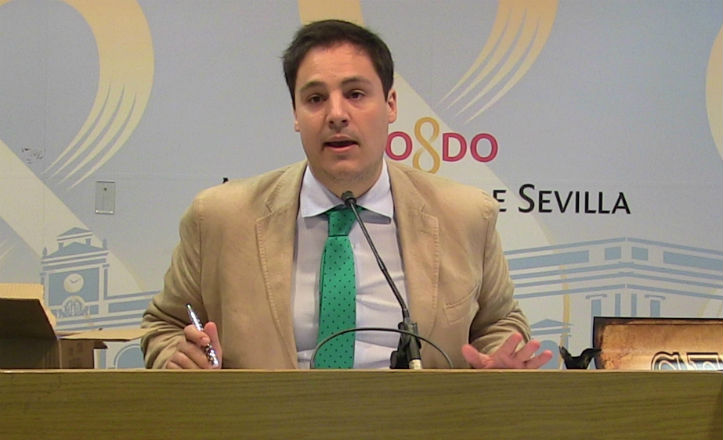 García: «El colegio Paz y Amistad contará con un nuevo sistema de red eléctrica»