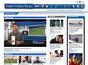 Nace una web-televisión dedicada al deporte sevillano