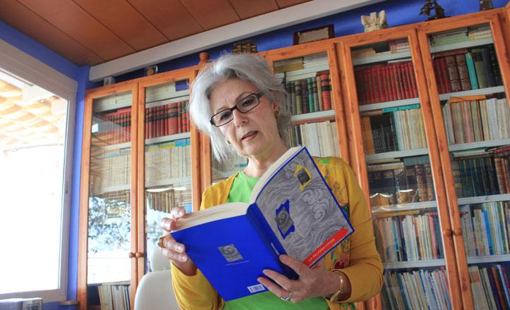Rosa Díaz pregonará la Velá de Triana 2013