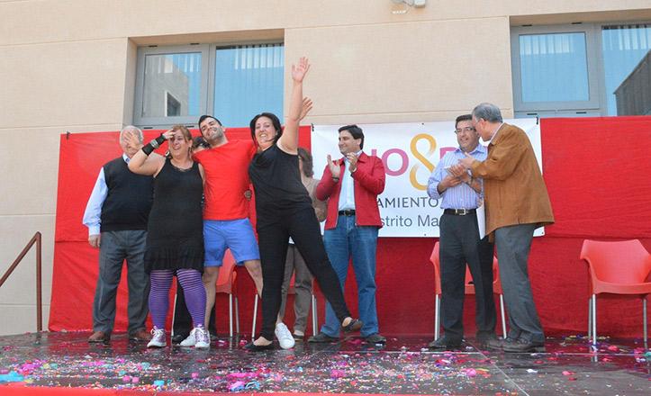 Concurso de talentos musicales de la Fundación Gerón