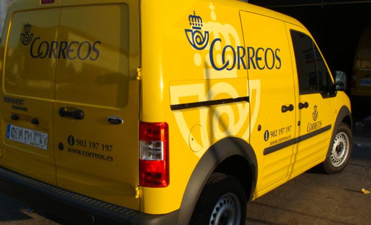 furgoneta-correos-Sevilla