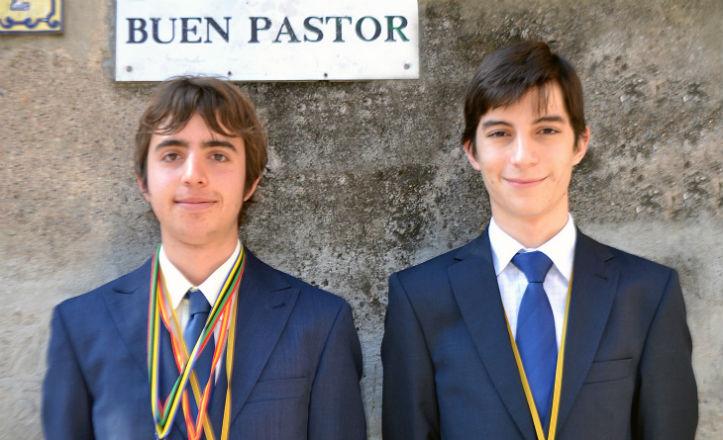 Ganadores de las Olimpiadas Científicas
