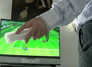 Wiisport terapia San Juan de Dios
