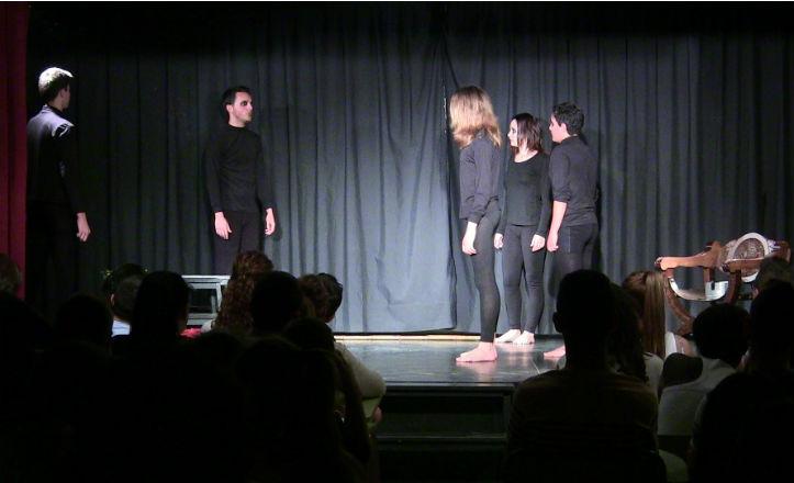 III Certamen de teatro del Polígono Sur