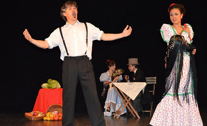 Amores, Romanzas y el Viejo Don Hilarión, protagonistas en la Primavera Cultural del Distrito Macarena