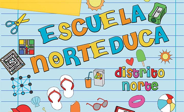 CARTEL-ESCUELA-DE-VERANO-NORTEDUCA-2013