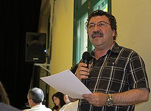 Antonio Gómez, del PSOE