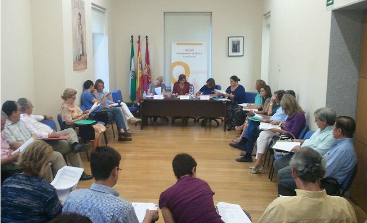 Junta Municipal del distrito Nervión
