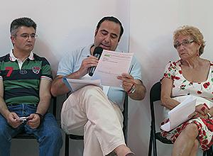 El portavoz del PP en Bellavista