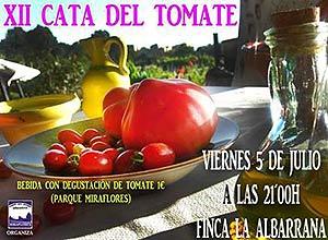 Cartel Cata Tomate