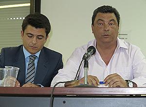 Ignacio Flores y Beltrán Pérez