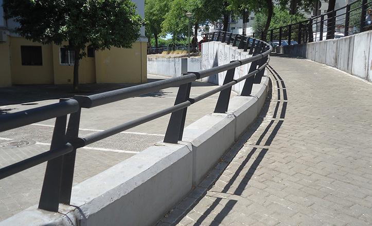 «En Huerta Macarena se ha reordenado el tráfico y aumentado el aparcamiento»