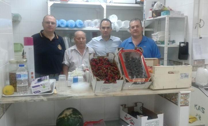 El ayuntamiento concede euros al comedor social de for Proyecto comedor social
