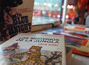 Libros en el Mercado de Triana