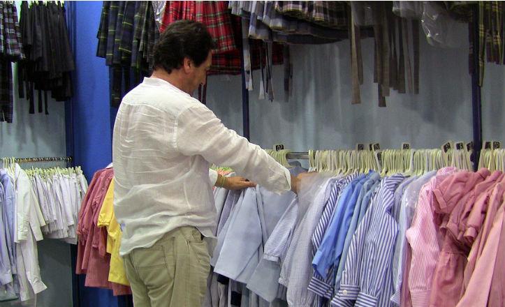 Tienda de uniformes, TBD, en Nervión