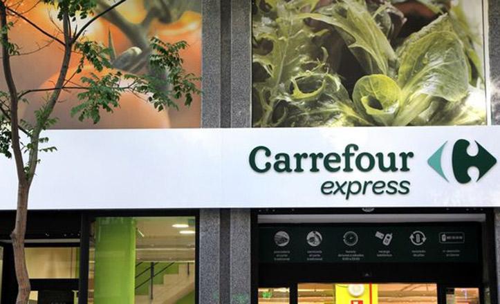 Carrefour Express abre un nuevo supermercado en la calle Sauceda