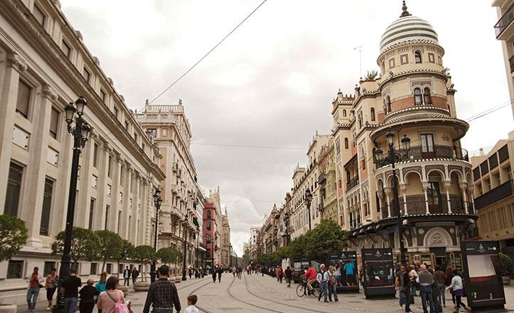 Centro de Sevilla