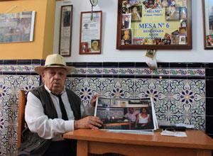 El trianero de San Bernardo que fundó la Taberna Miami