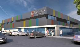 El centro deportivo Mar del Plata prevé su apertura en 2015