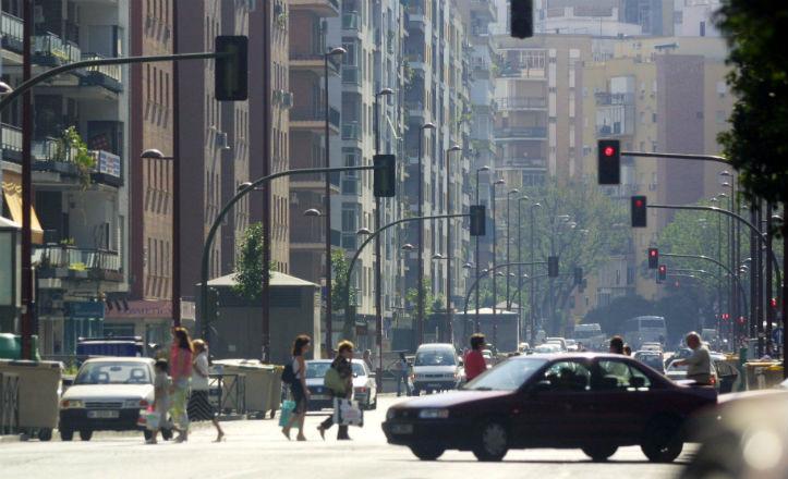 Nuevo reasfaltado de calles en Los Remedios