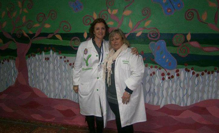 La asociación de mujeres con cáncer de mama necesita voluntarias