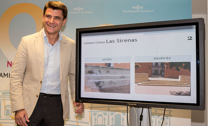 El programa «Mayores de Sevilla, mucho que participar» se clausura con una gala de música