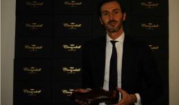 Carlos López, uno de los propietarios de Crownhill Shoes
