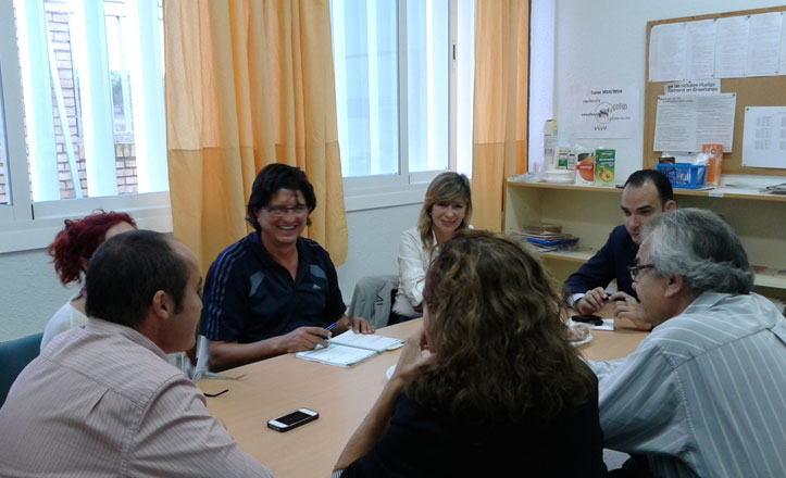 Bellavista celebra su primer Consejo Escolar