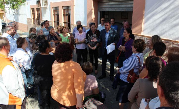 Piden la construcción de carril bici entre Valdezorras y Alcosa