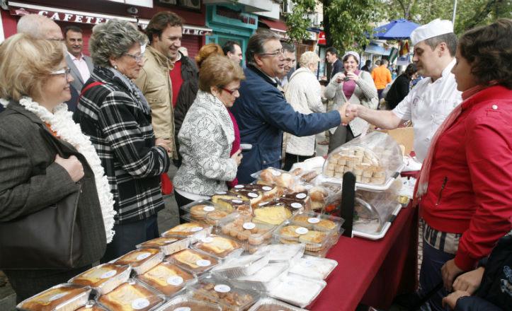 Los comerciantes de Rochelambert organizan este sábado una exposición artesanal
