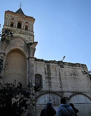 Detalle del Monasterio de San Jerónimo
