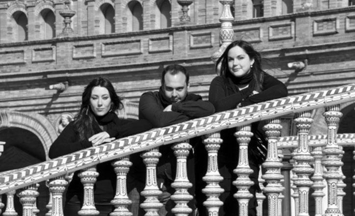 El Trio Settecento ofrecerá un recital lírico en el Colegio de Santa Ana