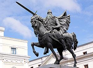 Monumento al Cid en Burgos