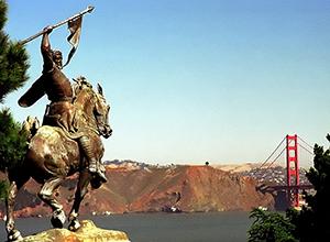 Monumento al Cid en San Francisco