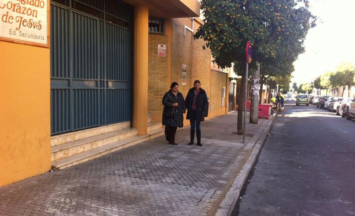 Finaliza el arreglo del acerado de la calle Rico Cejudo