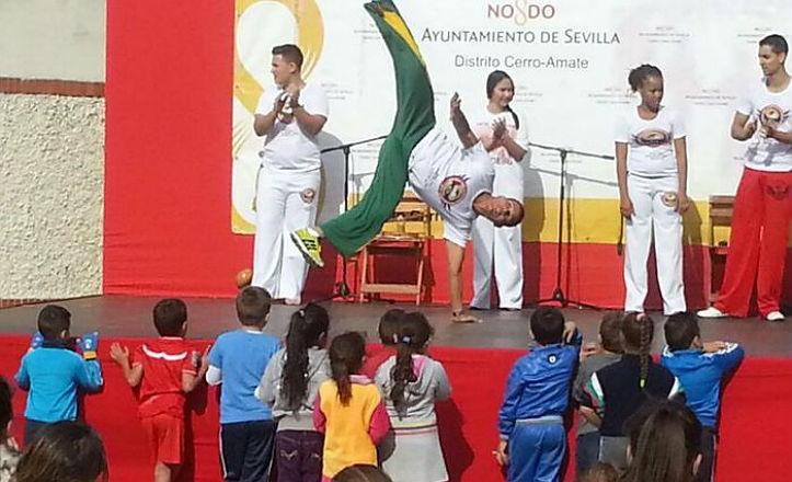 Actuación en la plaza Doctor Andreu Urra