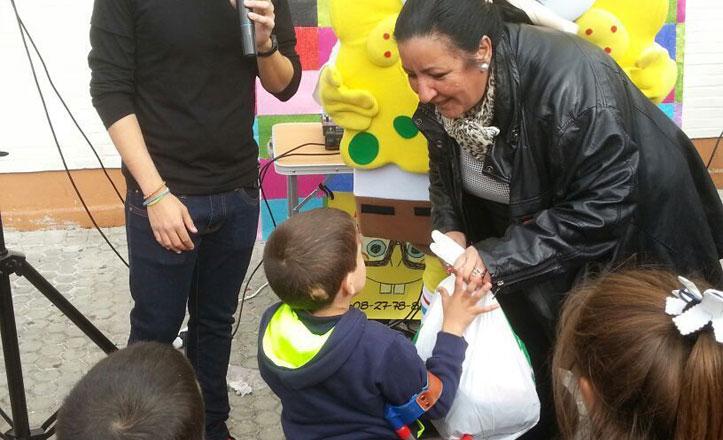 El Cerro-Amate recauda fondos para ayudar a Saúl